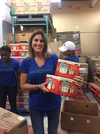 NCCI Supports Boca Helping Hands' BHH Backpacks Program