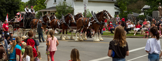 Canada Day Parade/Lynden On