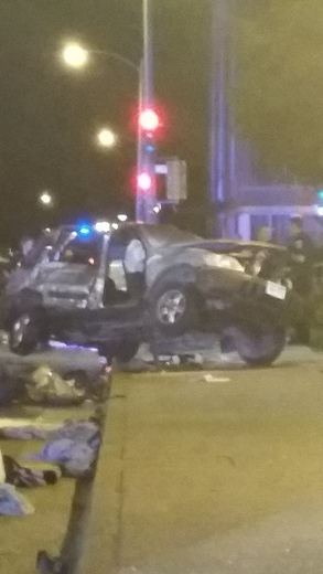 Southside accident