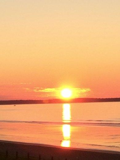 OOB Sunrise