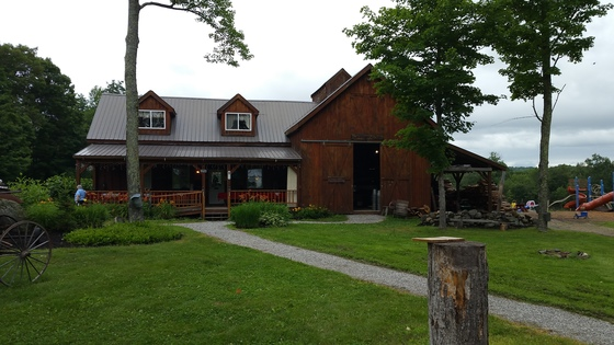 Heritage Farm Pancake House, Sanbornton, New Hampshire