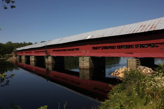 coverd bridge  in QB