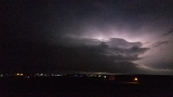 Lightning Show!