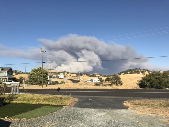 Mariposa County Fire