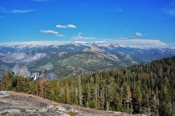 Sentinel Dome, Yosemite National Park, CA