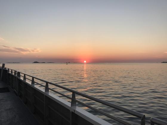 Sunrise Hingham