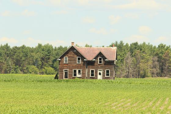 The old famly farm