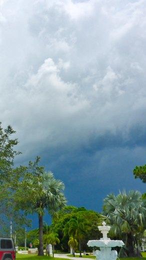 Sky in Palm City
