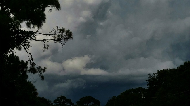 Thunderstorm Afternoon! Palm Bay, FL, United States