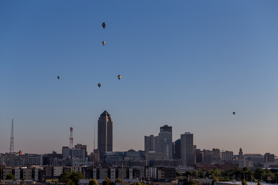 It's National Balloon Classic Time!