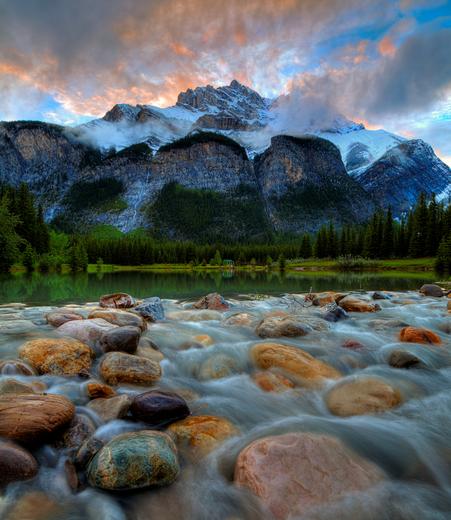 2b. Cascade Mountain