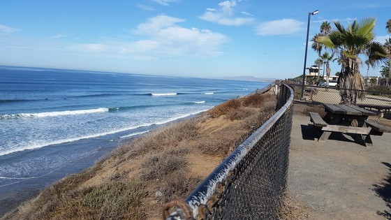 South Carlsbad State Beach Camping