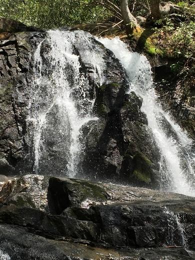 Water Fall near Gatlinburg, TN