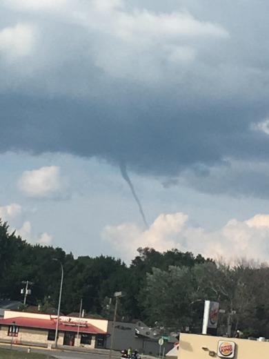 Cold Front Funnel