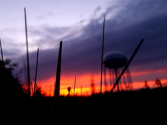 Sunset in Mt. Washington KY