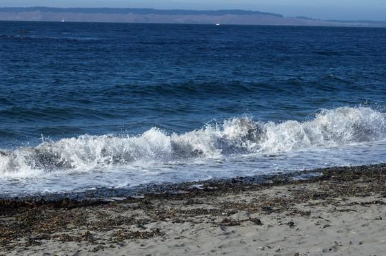 Ocean at Fort Worden