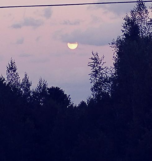 Full moon 8/6/17