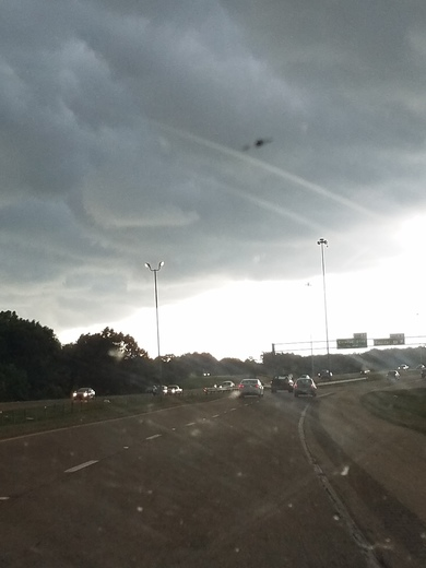 Storm A'Coming