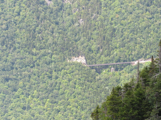 Mt. Willard trestle