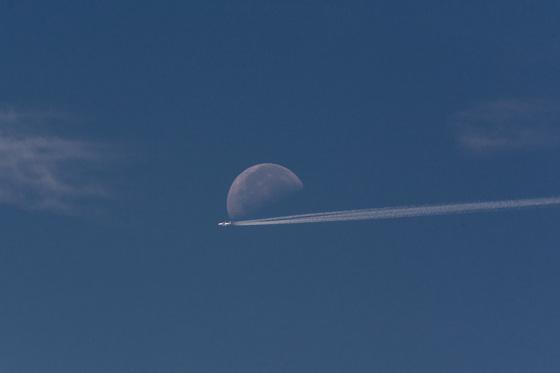 Underlining the Moon