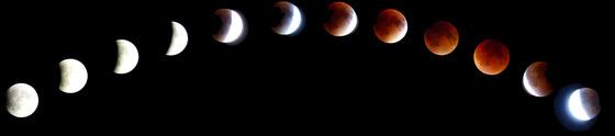 Lunar Eclipse Blood Moon 9-27-15