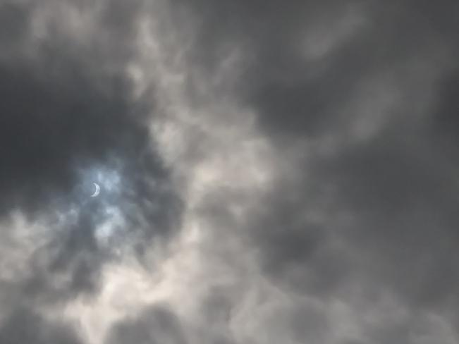 2017 solar eclipse Albuquerque, NM, United States