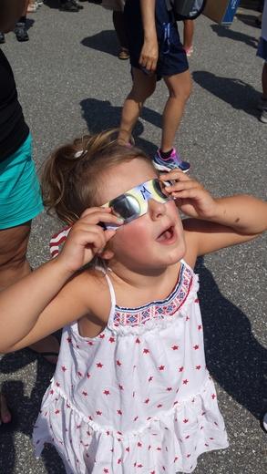 Amazing NH Eclipse