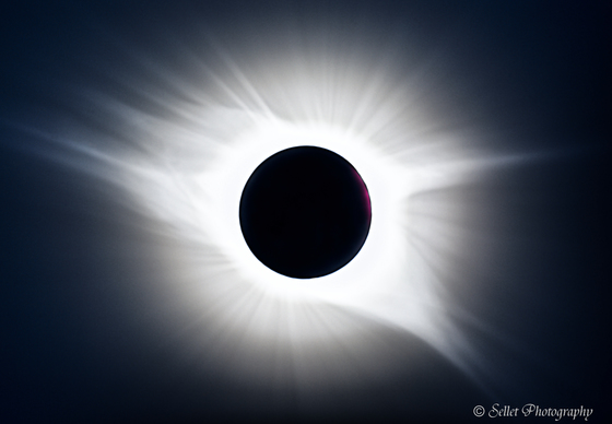 Eclipse 2017 photos