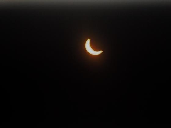 solar eclipse, 8-21-2017