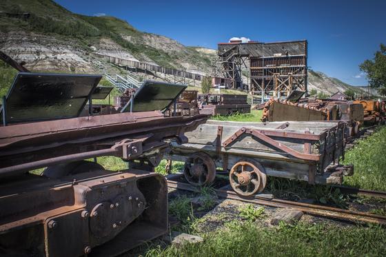 Atlas Coal Mine