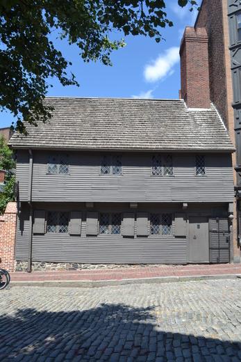 Boston National Historical Park Partner Site   Paul Revere House