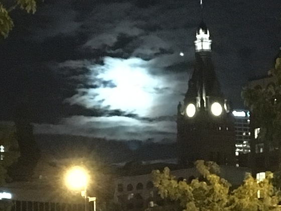Milwaukee Moon