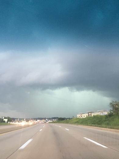 Looks like start of Tornado, West York!