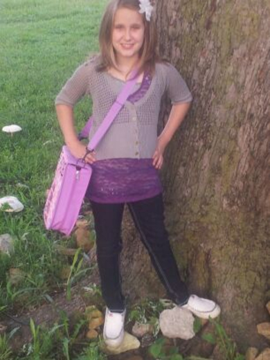 First Day Middle School