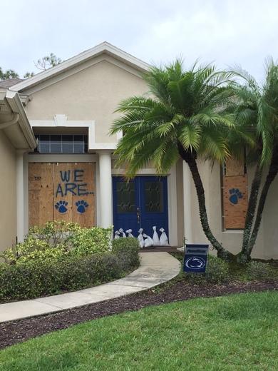 Be Advised Hurricane Irma
