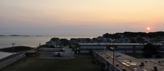 Hull High Sunrise