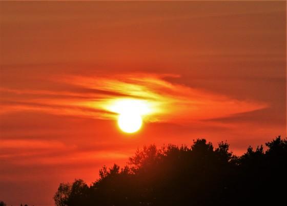 9-11 Sunset