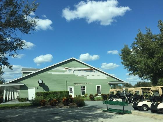 North Shore Golf Course Club House