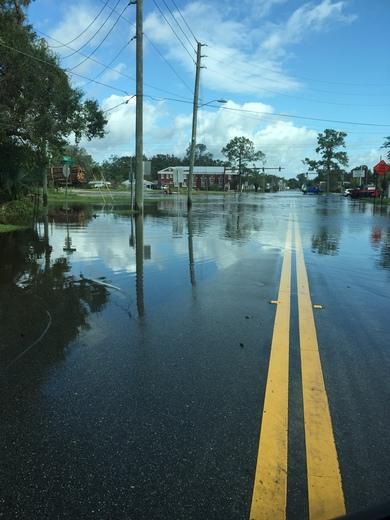 Hastings flooding