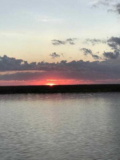 Hopedale sunrise