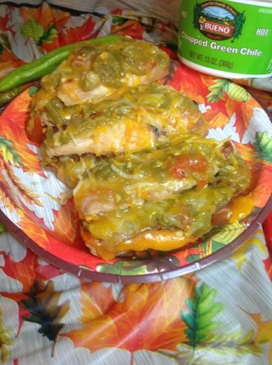 Cc's Muy BUENO Harvest Chicken