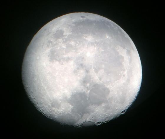 Moon over the Susquehanna~