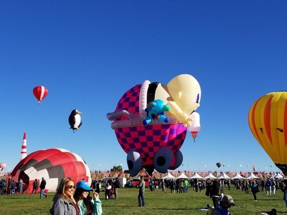 2017 Balloon Fiesta