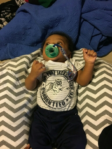 1st grandson 1st JSU tailgate and game