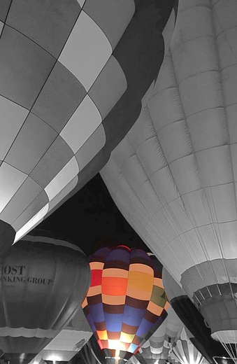 Balloon Fiestas