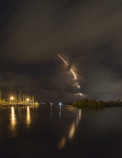 This Morning's NROL-52 Atlas V Launch