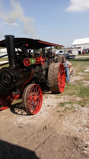 Lathrop antique show grounds living history festival