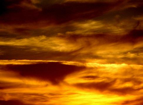 AUTUMN SUNSET COLOR