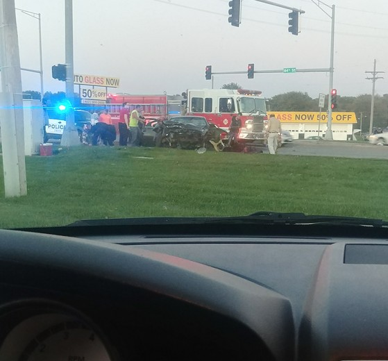 Accident S. 84th 10-17-17