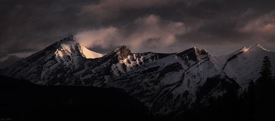 Mountain Banner